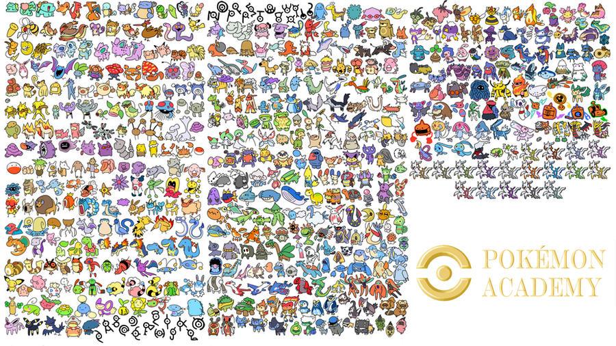 All 649 Pokemon Wallpaper Images | Pokemon Images