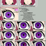 Eye Colouring Tutorial by rosweldrmr