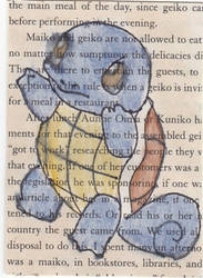Squirtle by ScribbledMissives