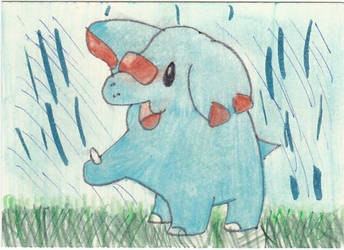 Phanpy by ScribbledMissives