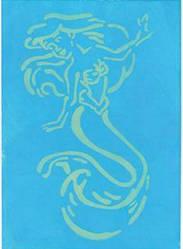 Ariel by ScribbledMissives