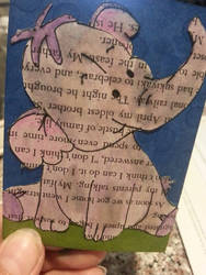Heffalump by ScribbledMissives
