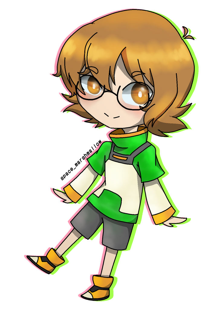 smol pidge by Space-Marshmallow