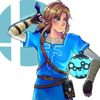 link by Space-Marshmallow