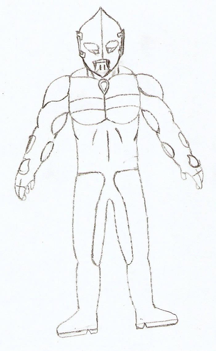 Ultraman Nero by Gonga01 on DeviantArt
