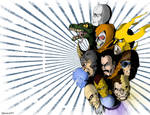 Sinister six (?)