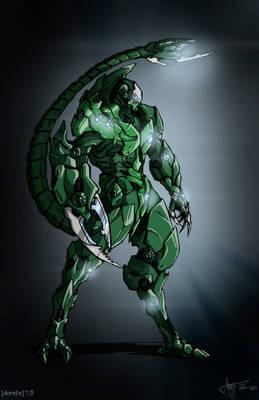 Biomech Scorpion