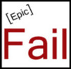 Fail Icon :D by DeliriousxIntent