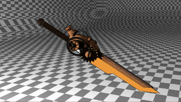 Steampunk Sword