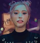 Portrait sketch Gahyeon 'BOCA'