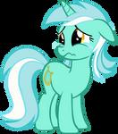 No, don't cry, Lyra...it's too sad...