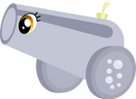 Derpy is now Cannon