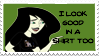 Shego Stamp by NormanSanzo