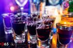 PheromoneXS Clubbing - Jager Shots close up