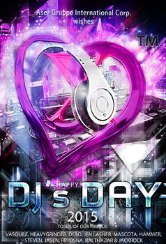 Happy DJ's Day 2015
