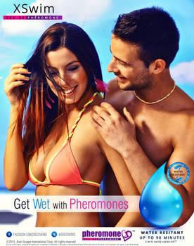 XS Swim - Get WET with Pheromones / test design