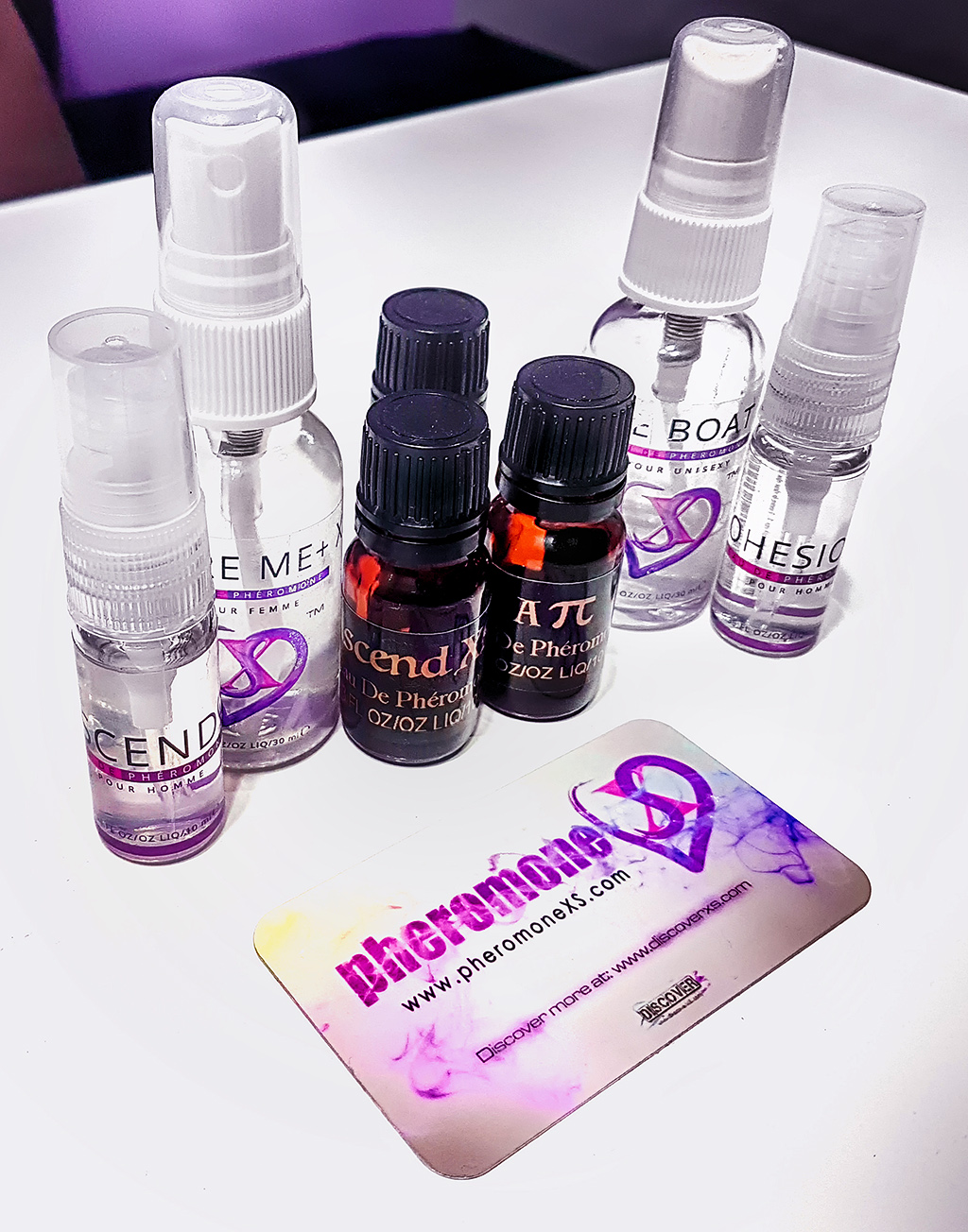 Yet another Pheromone Collection by idlebg