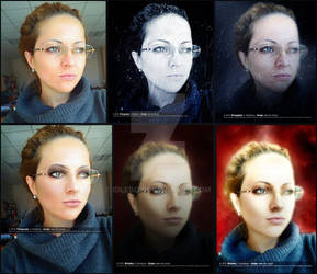 Just some Facial edits :)