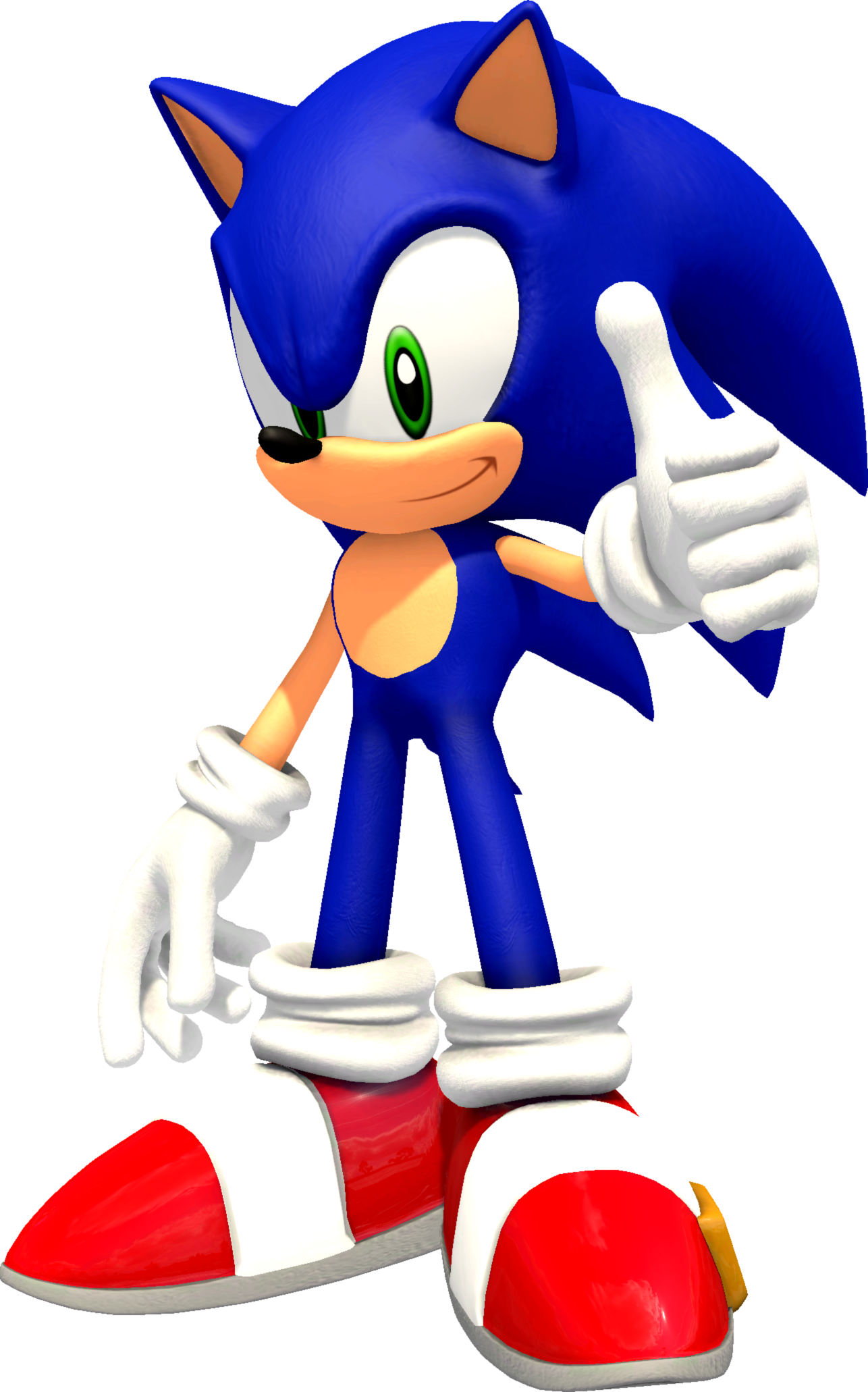 Sonic The Hedgehog 64 Sonic Official Artwork By Ganondork123 On Deviantart