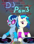 Double the DJ's!