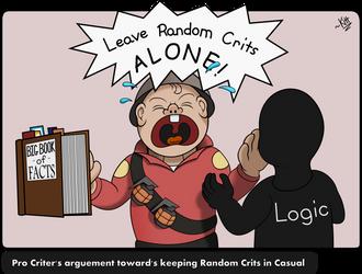 TF2 Debate - Should Random Crits Stay by FiMStargazer