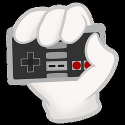 NES Gamer Logo