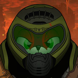 Kitt - The Doom Slayer