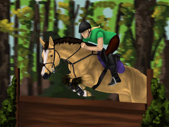 New Horse by MissSouthernRunaway
