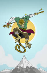 Sun Wukong by Ryanmaster