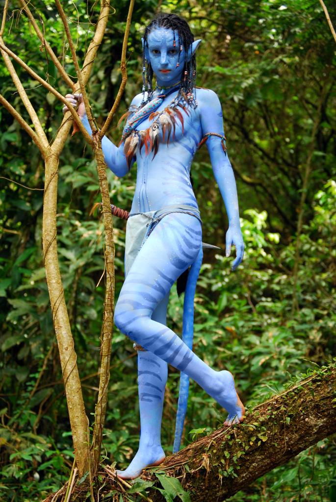 Neytiri full body by AmyFantaseaAvatar Neytiri Full Body