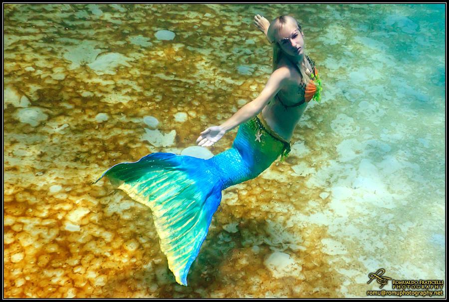 mermaid 4 by AmyFantasea