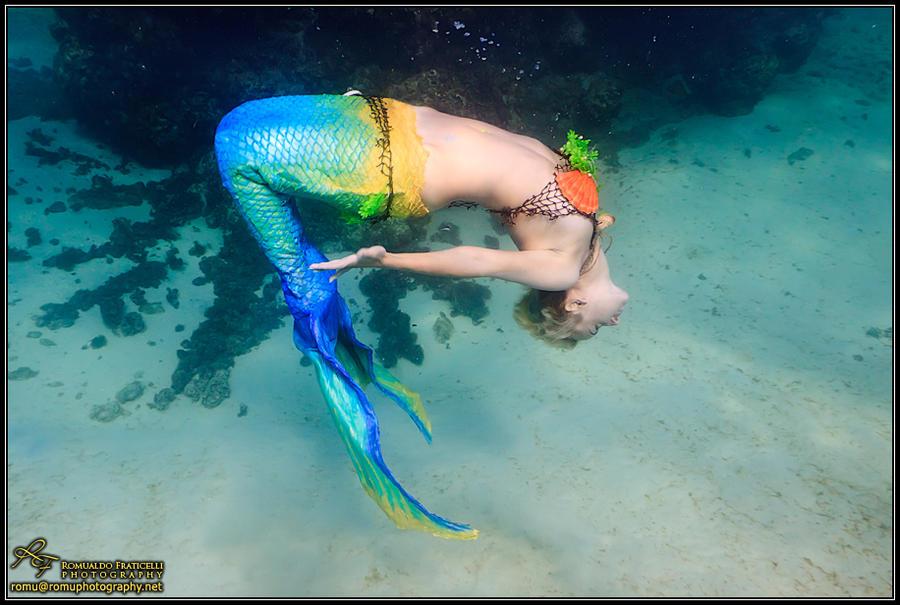 mermaid 5 by AmyFantasea