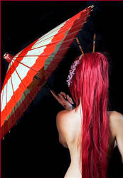Parasol Yoko by Official-AmyFantasy