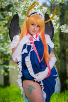 Tohru Dragon Maid by Official-AmyFantasy