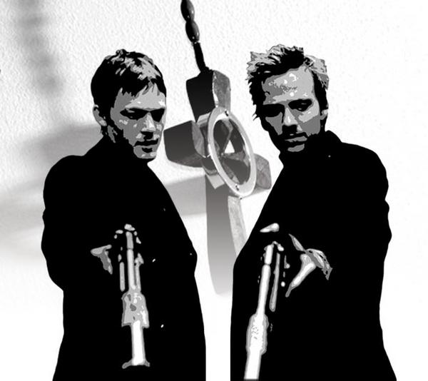Boondock Saints Wallpaper By GrafikProdigy