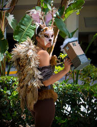 Wolpertinger - WC 2015 - 2 by Mikhel