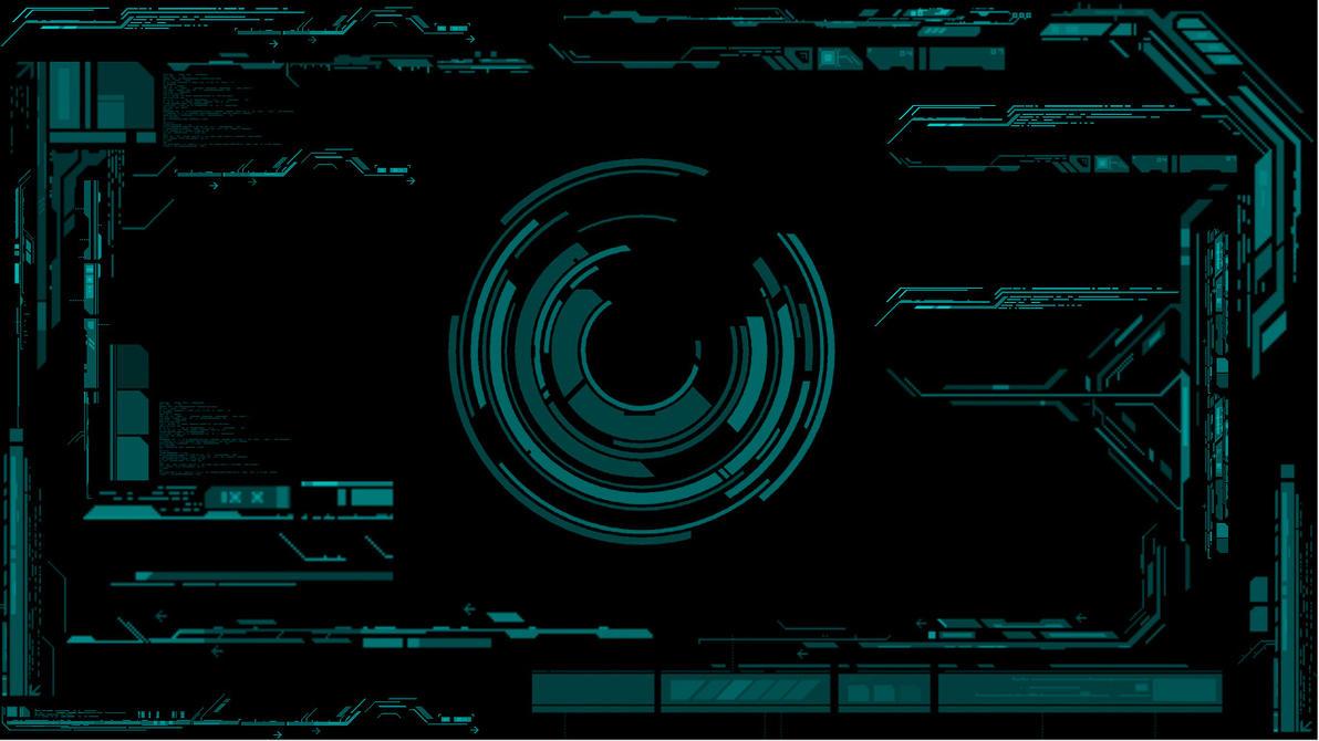Cyber Interface by Chembletek on DeviantArt