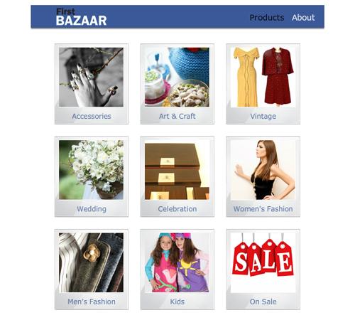Fashion Bazaar Online