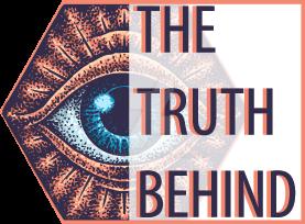 The Truth Behind - Logo Design by SamoSoviet