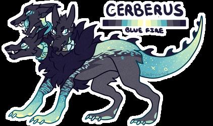 Legendary Galamutt #124 - Cerberus -| pending | by Hatonni