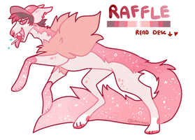 Galamutt Raffle - Sweet Tooth | open | by Hatonni