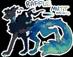 Galamutt Raffle - open