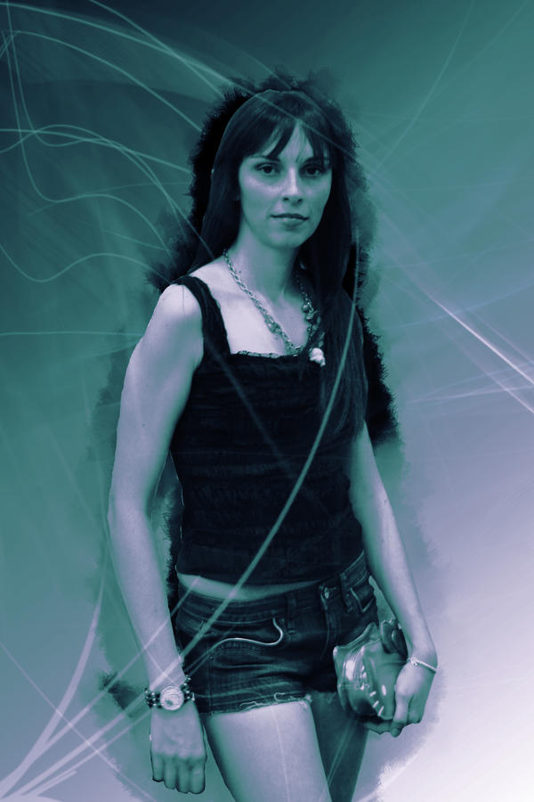 Clara's Portrait