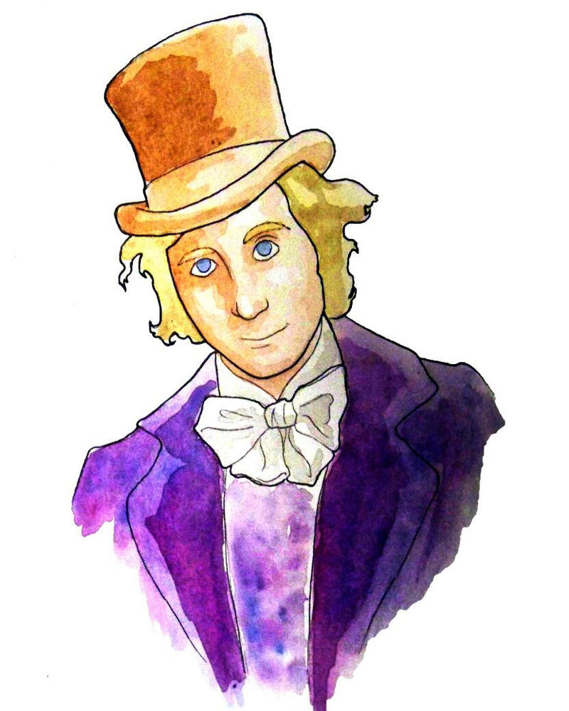 Wonka by rjessup