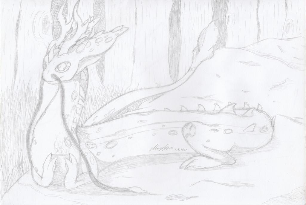 Deer King by neocrystalmew