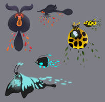 [Manakites] The great migration entries