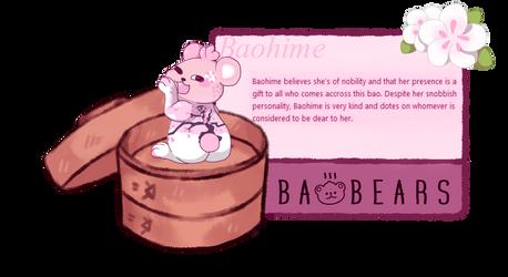 [Baobears] Baohime Recipe Card