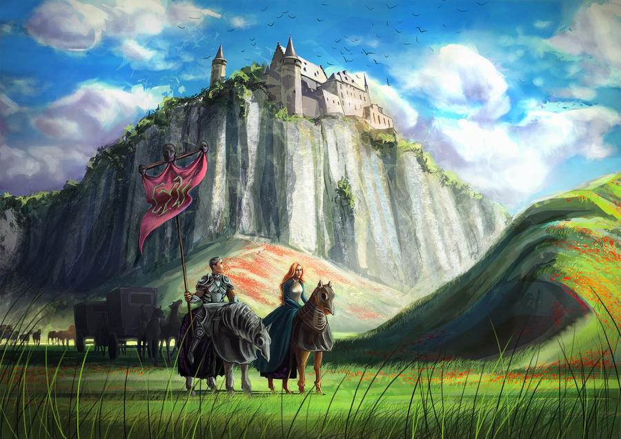 Chevaliers by Nisato
