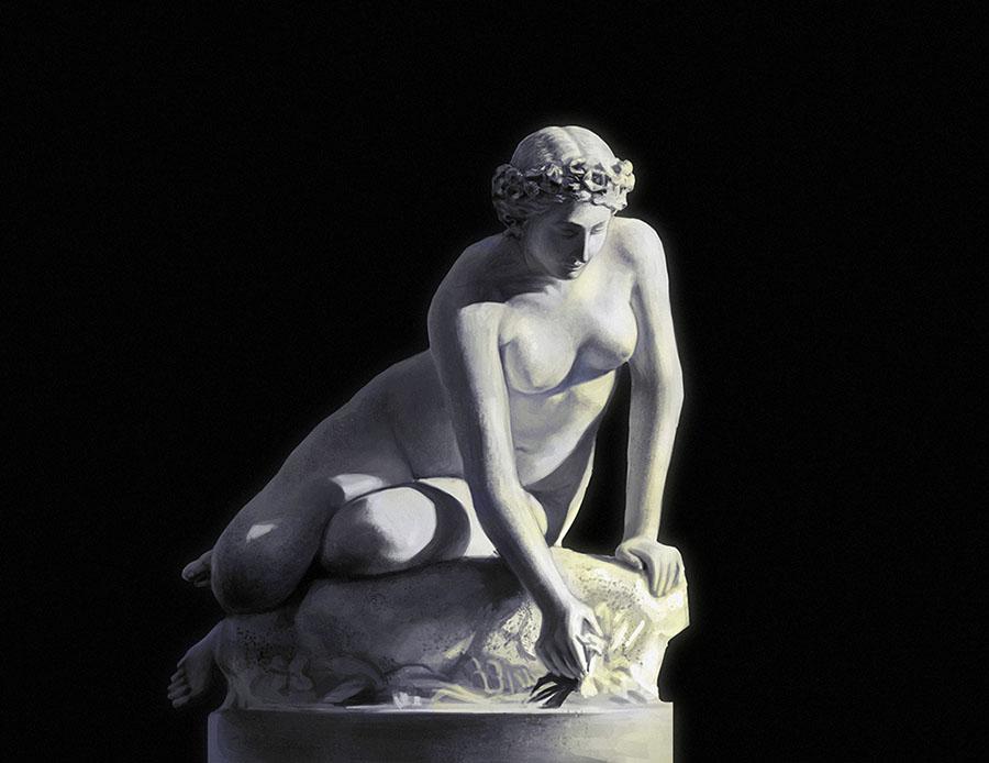 Statue copy by Nisato