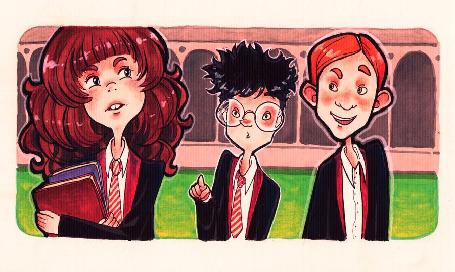 HP trio by Nisato
